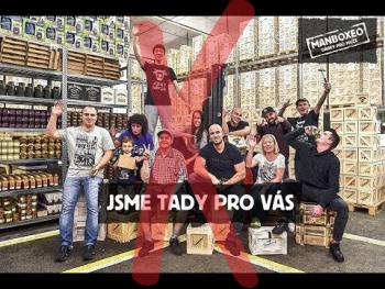 Exkluzivně z Manboxeo.cz - Jak vznikají naše dárkové bedny pro muže?